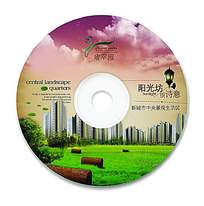 地产光盘封面设计