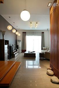 木制客厅设计