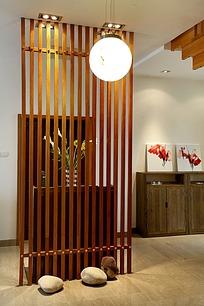 木制玄关设计