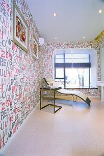 艺术英文书房