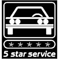 五星服务logo