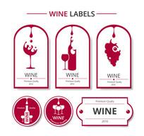 6款创意葡萄酒标签