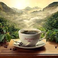 咖啡品牌形象直通车主图