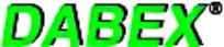 DABEX标志设计