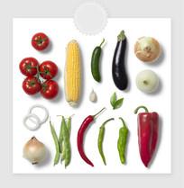 健康蔬菜素材