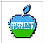 创意苹果图形地产logo