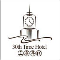 复古欧式钟楼地产logo
