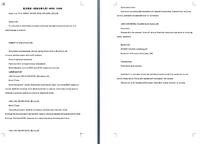 英文入职求职简历