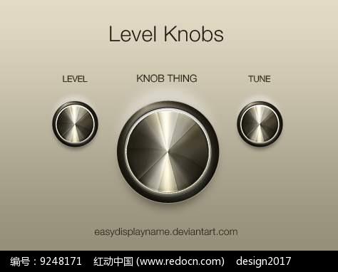 按钮UIv按钮新手模板结构设计质感图片