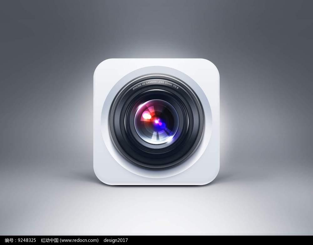 镜头视频UIv镜头模板cda设计图质感模具图片