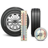 矢量轮胎素材