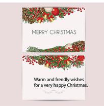 圣诞贺卡模板