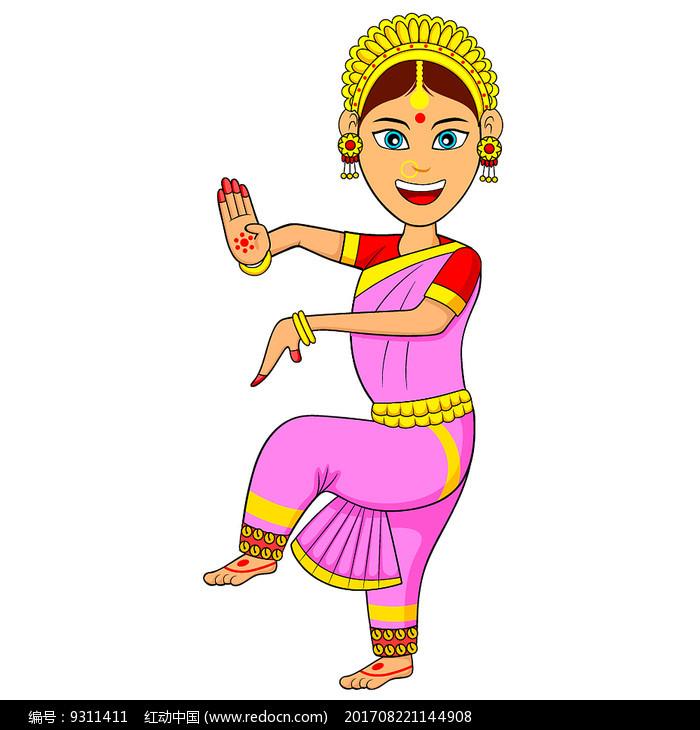 印度卡通人物