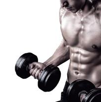 运动健身男