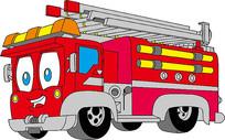 消防车卡车