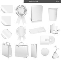 空白包装袋样机设计