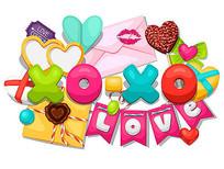 矢量love