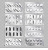 药品片剂包装