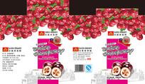 蔓越莓食品包装设计