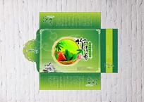 端午粽子包装盒设计