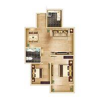 楼房户型图