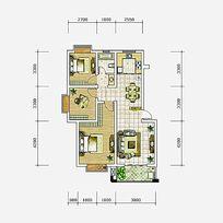 室内户型图