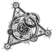 复杂魔法阵