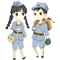 八路军服装
