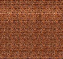 红砖墙矢量素材