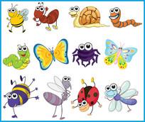 矢量昆虫合集