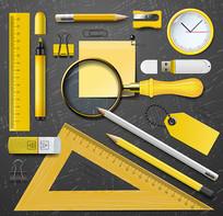 精美艺术设计工具矢量素材