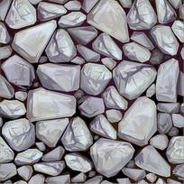 石墙矢量素材