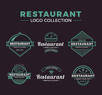 6款精致餐馆标志设计