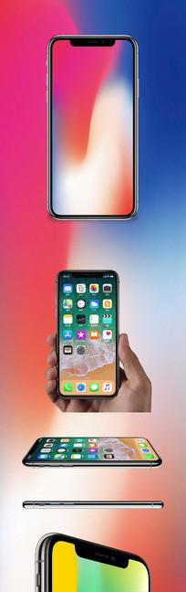 iphonex样机模板
