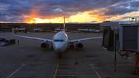 飞机行驶视频