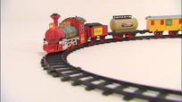 玩具火车视频