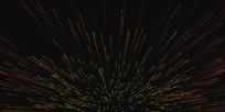 粒子线条发射背景