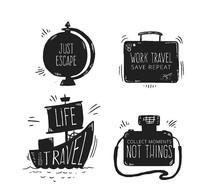 旅行出游相关标签