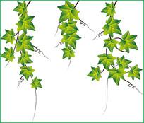 矢量植物素材