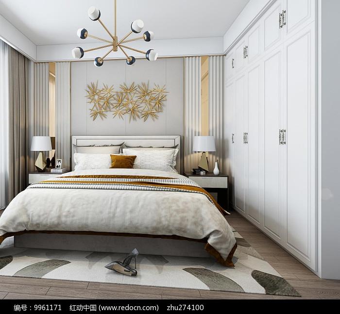 背景墙 房间 家居 起居室 设计 卧室 卧室装修 现代 装修 700_647