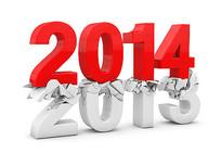 2014新年交替