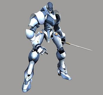 3dmax机器人模型_机器人模型3dmax素材免费下载_红动网