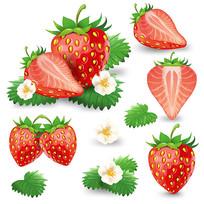 美味新鲜草莓