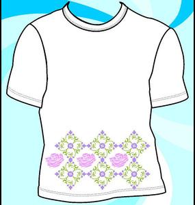 四方连续图案花纹