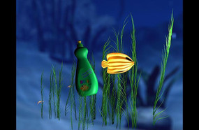 水下鱼fish场景