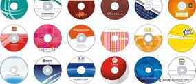 光盘封面设计模板