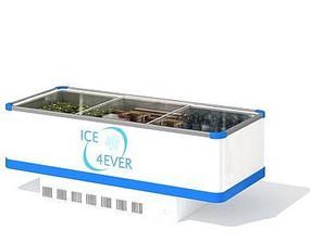 商场食品冷冻柜3D模型