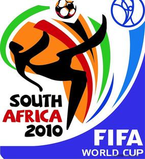 2010南非世界杯标志