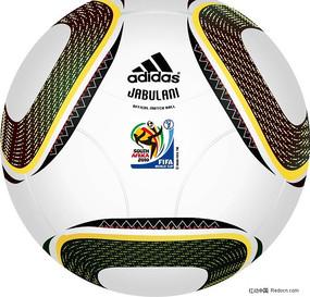 2010南非世界杯专用球矢量