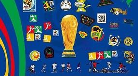 2010世界杯矢量素材